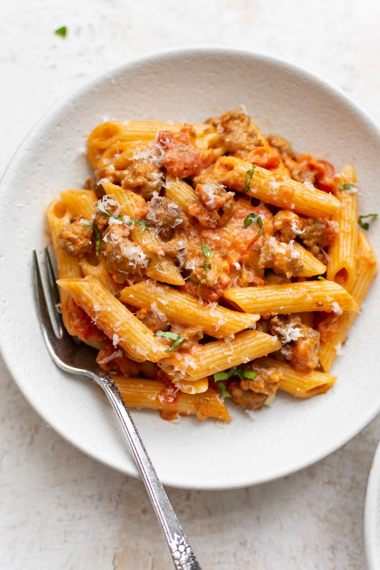 Spicy Italian Sausage Pasta • Salt & Lavender - Recipes Pasta With Sausage