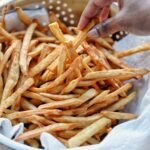 Spicy Japanese Sweet Potato Fries – Sweet Potato Recipes Japanese