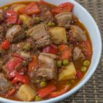 Spicy Pork Kaldereta Recipe – Recipe Pork Kaldereta