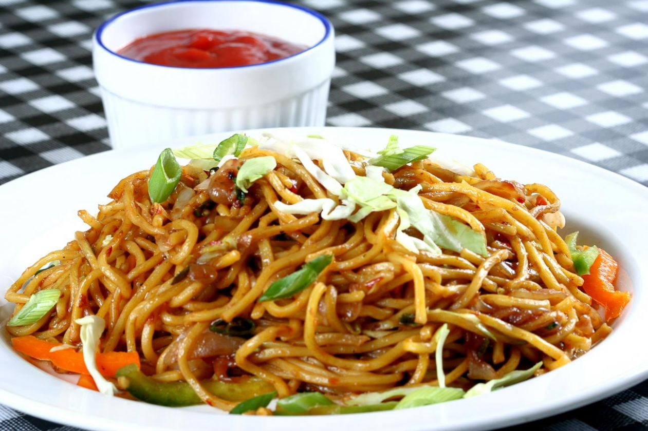 Spicy Vegetable Noodles Recipes - Recipes With Vegetable Noodles