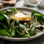 Spinach Salad With Fried Eggs – Salad Recipes Nytimes