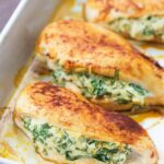 Spinach Stuffed Chicken Breasts – A Healthy Low Carb Dinner Option! – Recipes Chicken Breast Low Calorie