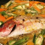 Steamed Fish With Okra – Fish Recipes Jamaican