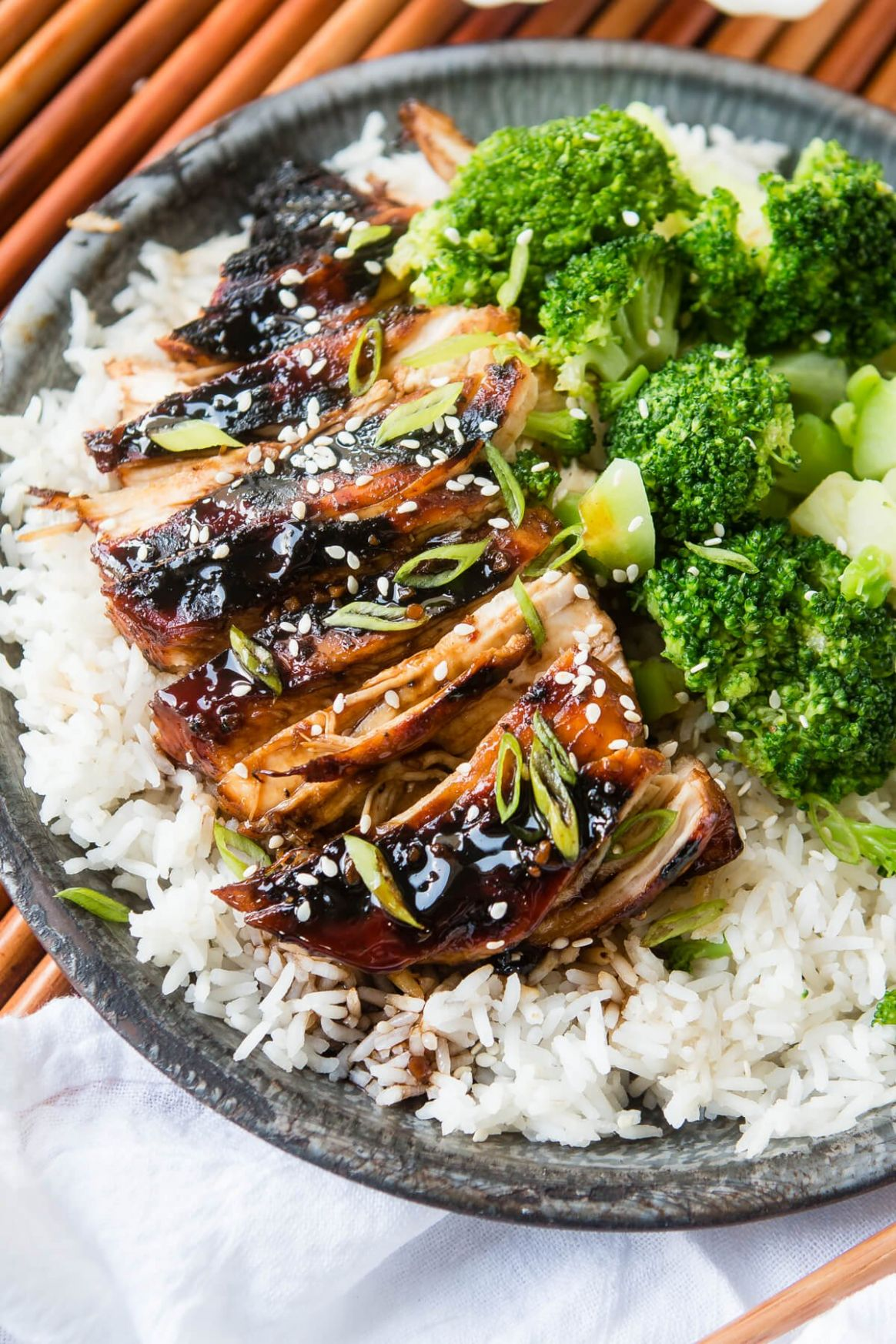 Sticky Asian Grilled Chicken Breasts - Recipes Chicken Breast Asian