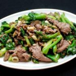 Stir Fried Beef With Chinese Broccoli Recipe – Recipes Beef And Broccoli Chinese