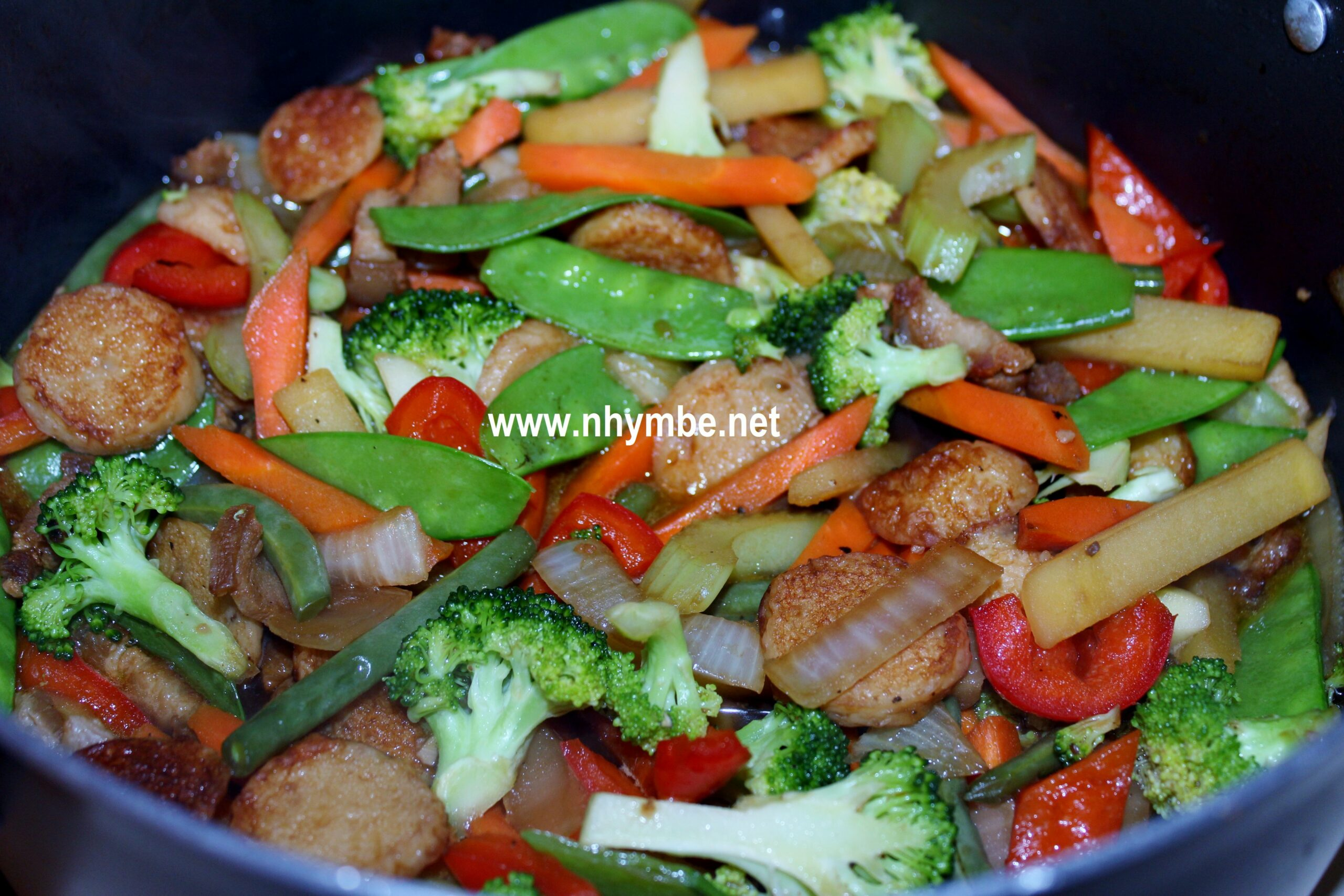 Stir Fried Vegetables Recipes - nhymbe