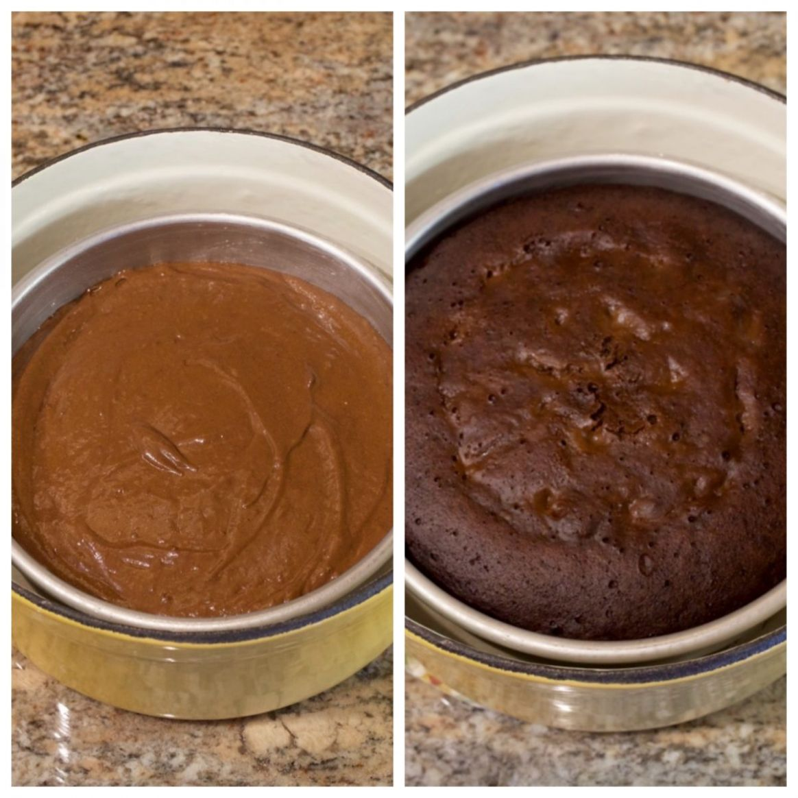 Stovetop Chocolate Cake - My Country Table - Dessert Recipes On Stove Top