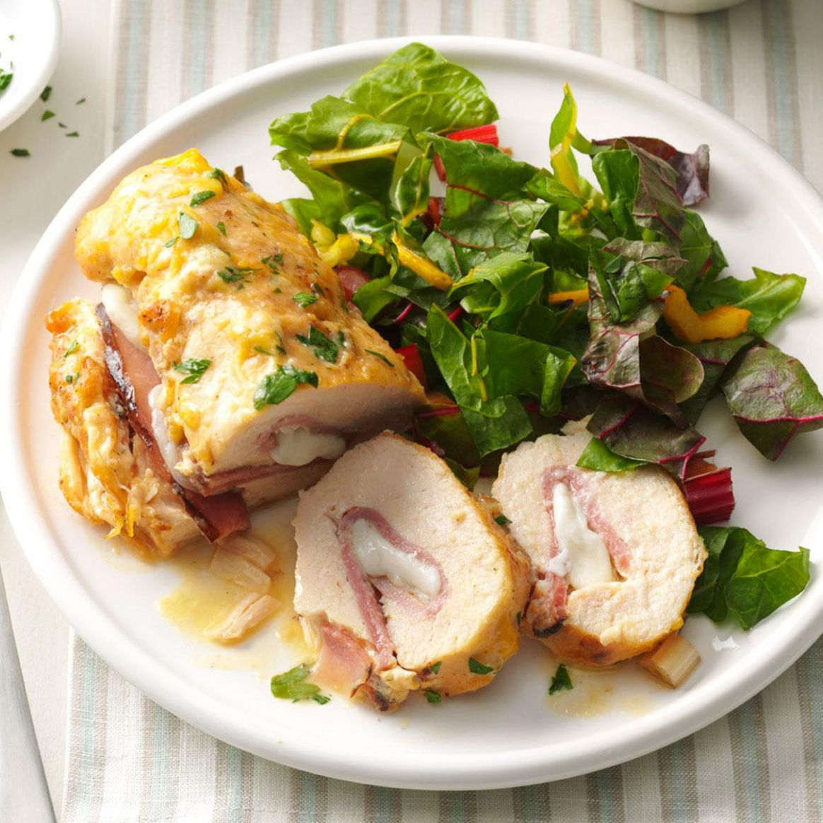 Stuffed Chicken Rolls - Recipes Chicken Breast Taste