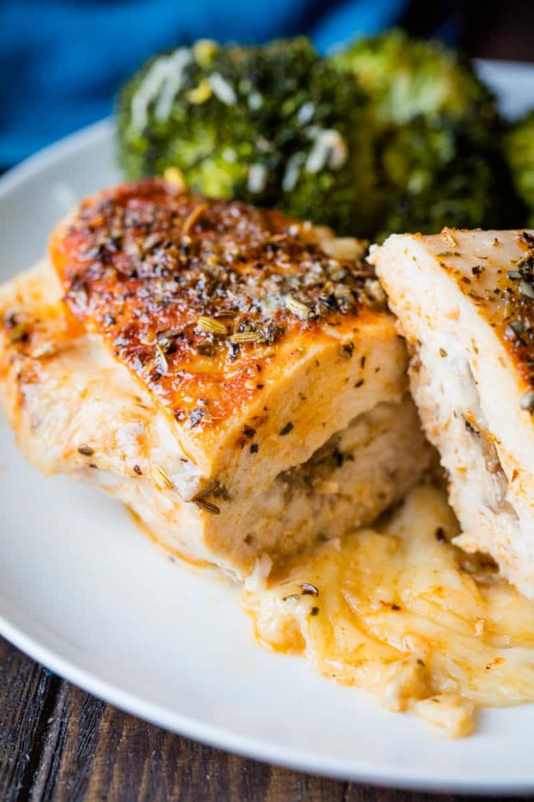 Stuffed Herbed Chicken Breasts - Recipes Chicken Breast Fillets