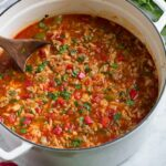 Stuffed Pepper Soup – Cooking Classy – Recipes Soup Peppers