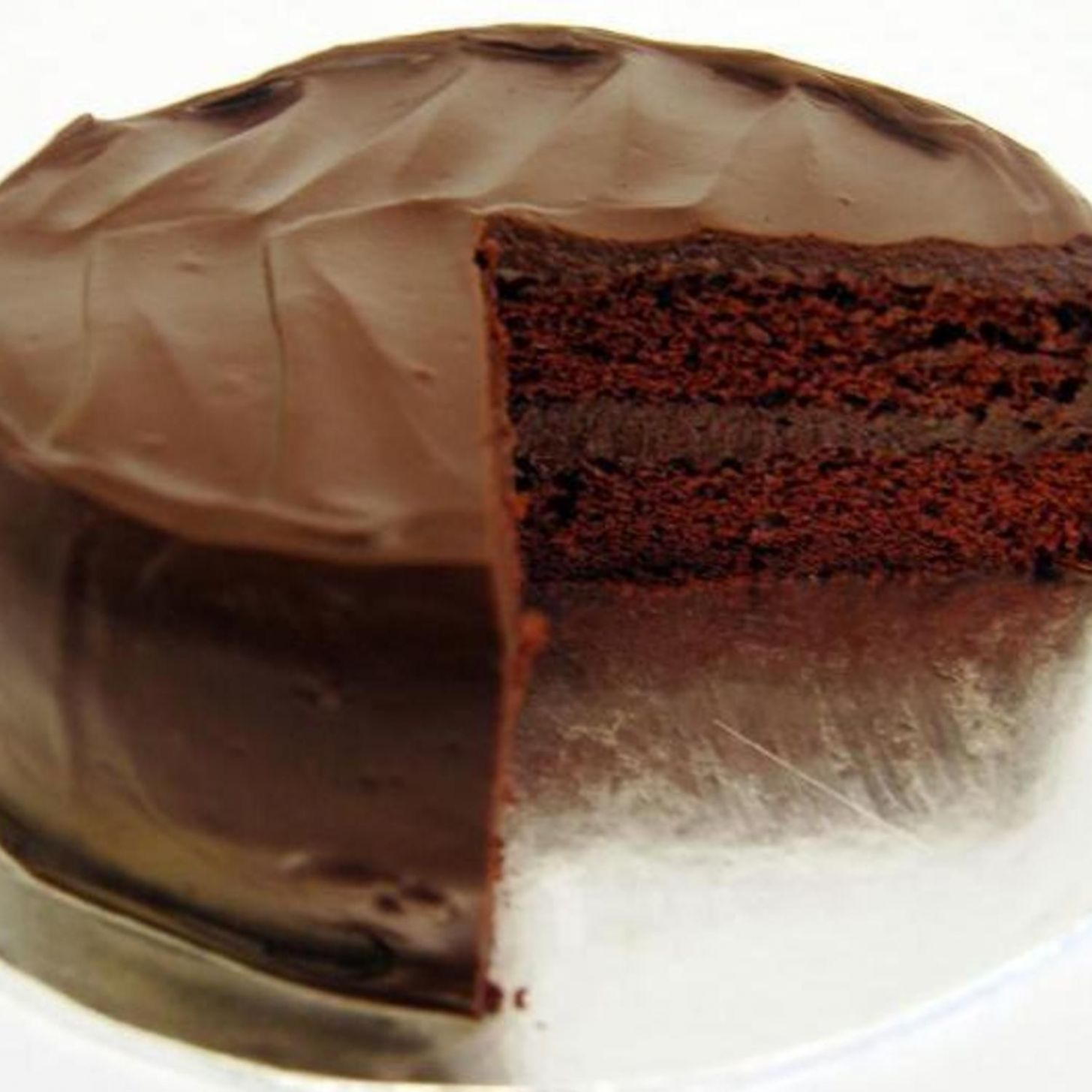 SUGAR FREE Chocolate Cake - Recipes Cakes For Diabetics