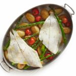 Summer Baked Plaice – Recipes Cooking Plaice Fillets