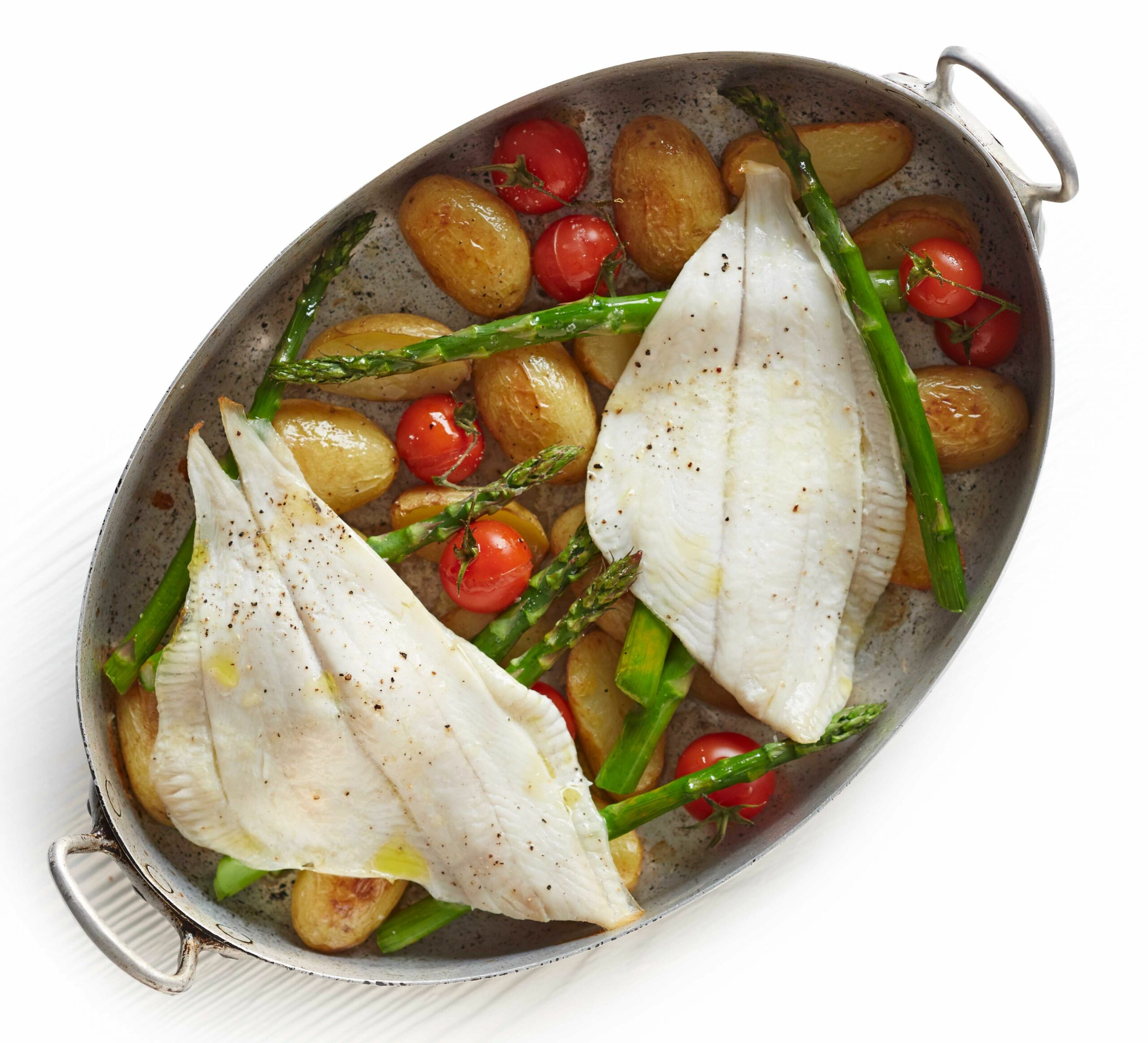 Summer baked plaice - Recipes Cooking Plaice Fillets