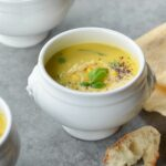Summer Corn Soup With Fresh Herbs – Soup Recipes Summer