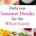 Summer Drinks: Family Friendly & Delicious!   Summer Drinks, Food ..