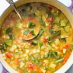 Summer Minestrone Soup – Soup Recipes Guardian