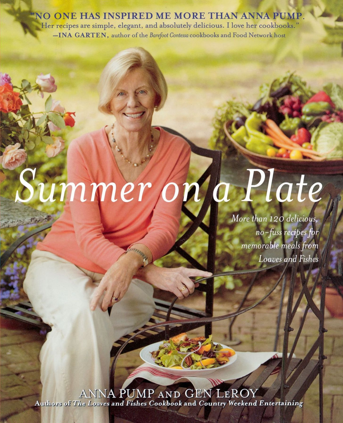 Summer on a Plate: More than 8 delicious, no-fuss recipes for ...