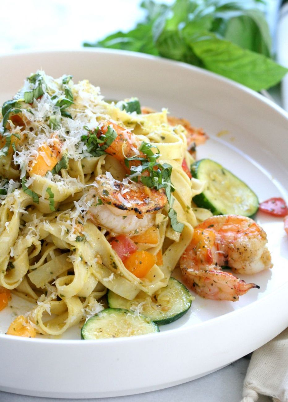 Summer Pasta Primavera - Summer Recipes Pasta
