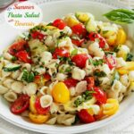 Summer Pasta Salad With Boursin – Summer Recipes Pasta