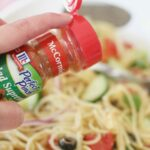 Summer Spaghetti Salad – Recipes Using Salad Supreme Seasoning