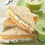 Summer Tea Sandwiches – Sandwich Recipes And Procedures