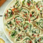 Sun Dried Tomato And Basil Pinwheels – Recipes Summer Appetizers