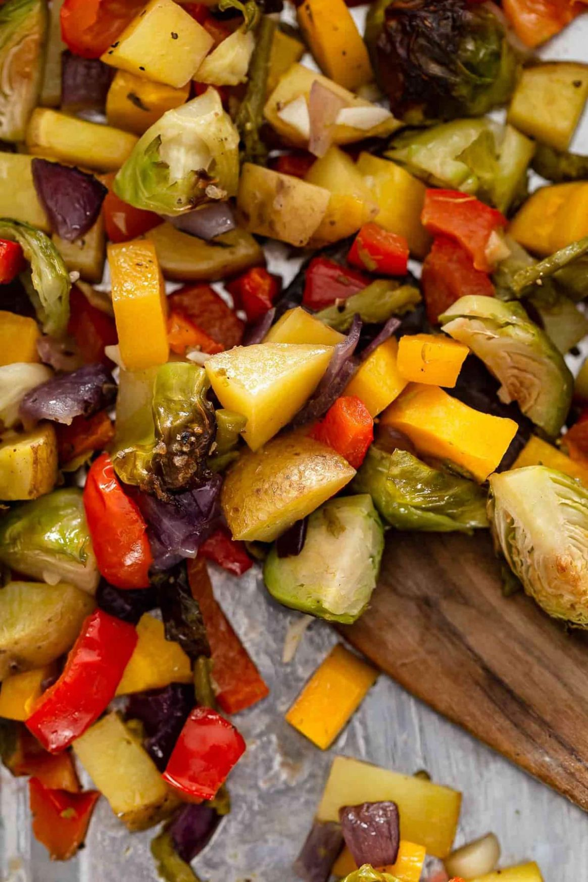 Super Easy Oven Roasted Vegetables - Vegetable Recipes Easy Healthy