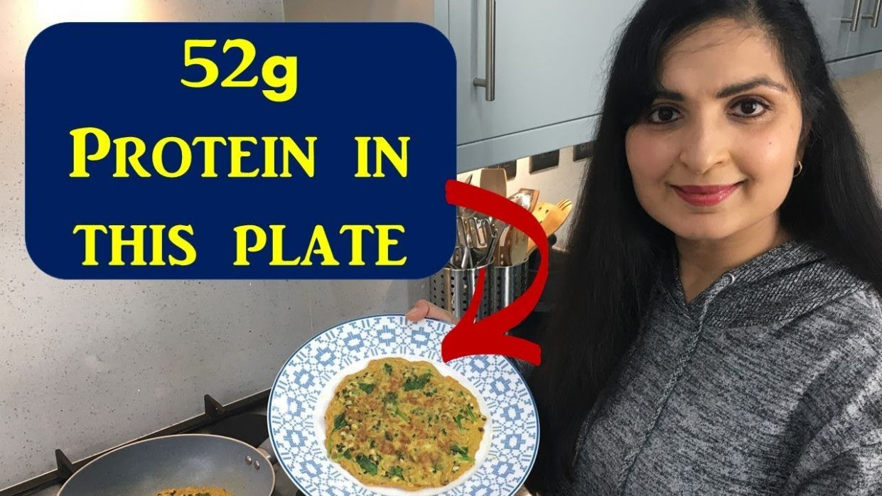 Super High Protein Omelette/ Weight Loss Diet Breakfast/ Indian ..