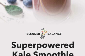 Superpowered Kale Smoothie for Slimming Down and Dropping Weight ...