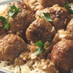 Swedish Style Balls Stroganoff – Quorn Recipes For Weight Loss