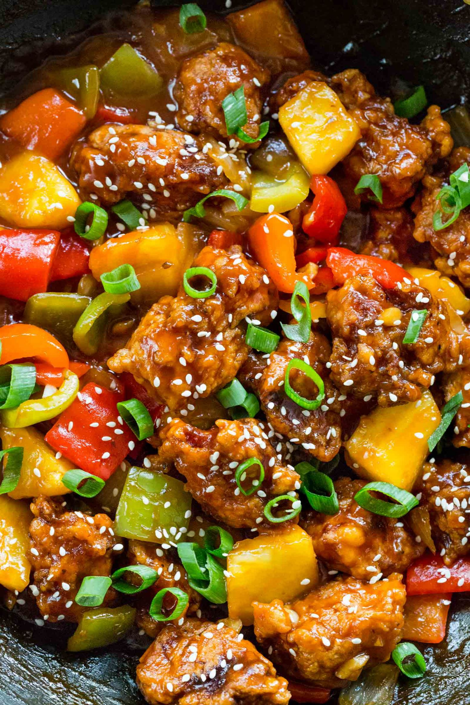 Sweet and Sour Pork - Recipes Pork Dishes