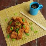 Sweet Spicy Soy Cream Dory Fish Fillet -