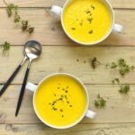 Sweetcorn And Roasted Yellow Pepper Soup | Roasted Yellow Pepper ..