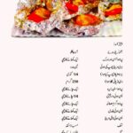 Tandoori Aloo Recipe in Urdu and English | Aloo recipes, Cooking ...