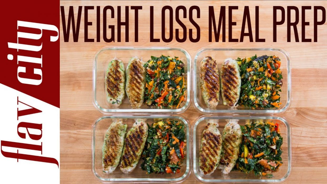 Tasty Low Calorie Recipes For Weight Loss - Healthy Meal Prep Recipes - Recipes For Weight Loss Lunch