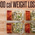 Tasty Meal Prep Recipes To Lose Weight – Low Calorie Recipes – Easy Recipes To Lose Weight