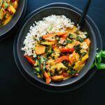Thai Red Curry with Vegetables