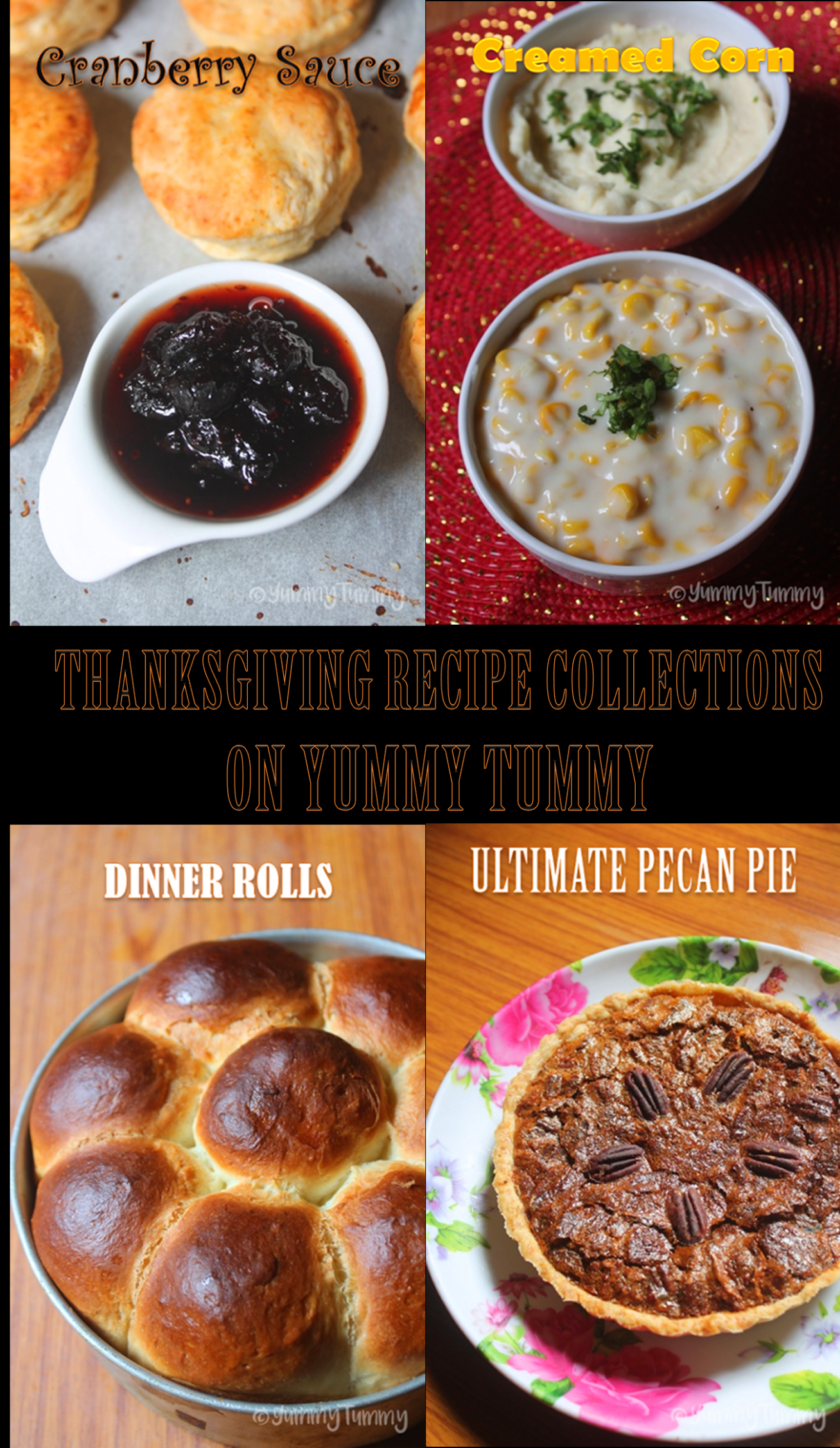Thanksgiving Recipes Collection - Complete Thanksgiving Recipes on ..