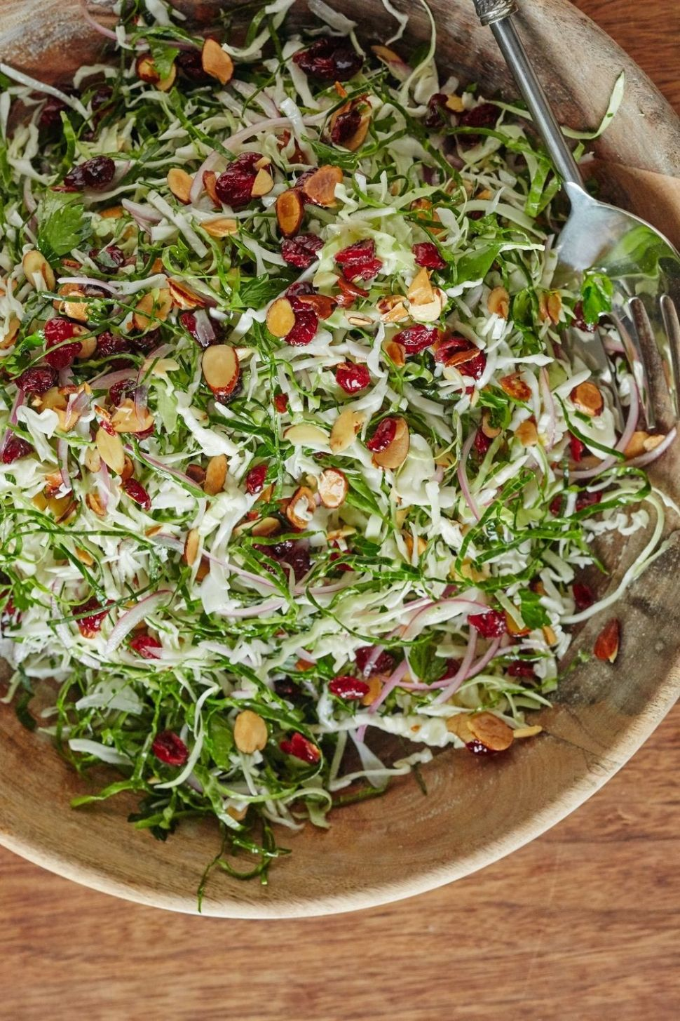 Thanksgiving Slaw - Salad Recipes For Thanksgiving