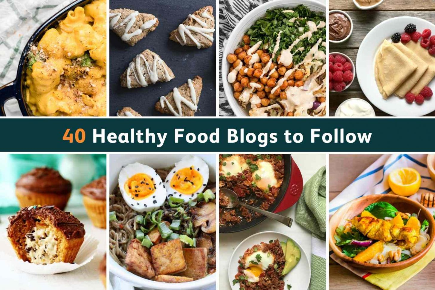 The 12 Best Healthy Food Blogs to Follow in 12 - Dinner Recipes Blog