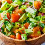 The Best Avocado, Tomato And Cucumber Salad Ever – Recipes Salad With Avocado And Tomato