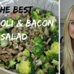 The BEST Broccoli & Bacon Salad Recipe – Salad Recipes On Youtube