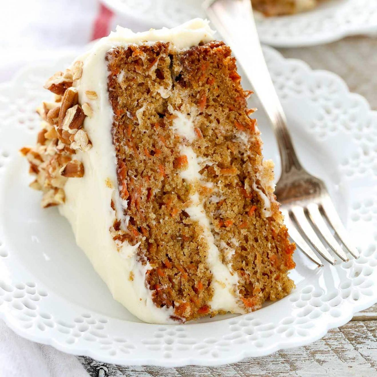 The BEST Carrot Cake with Cream Cheese Frosting - Recipes Carrot Cake