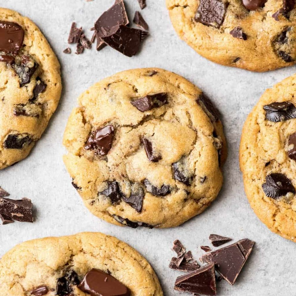 The Best Chocolate Chip Cookie Recipe Ever - Simple Recipes Cookies