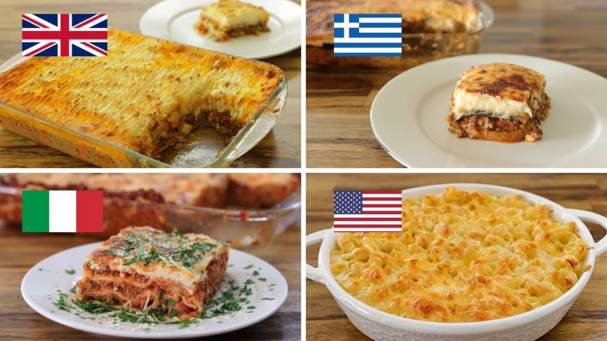 The Best Comfort Food Recipes in The World - Food Recipes With Pictures
