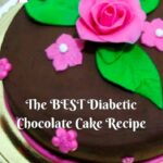 The BEST Diabetic Chocolate Cake With Diabetic Chocolate Frosting – Recipes Cake For Diabetics