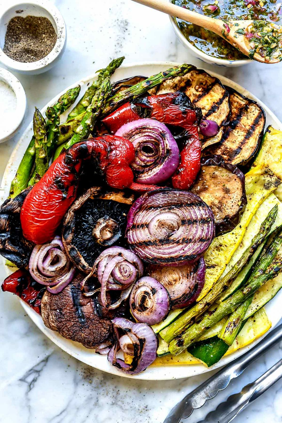 The Best Easy Grilled Vegetables - Vegetable Recipes Bbq
