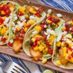 The BEST Fish Tacos With Mango Salsa – Recipe Fish With Mango Salsa