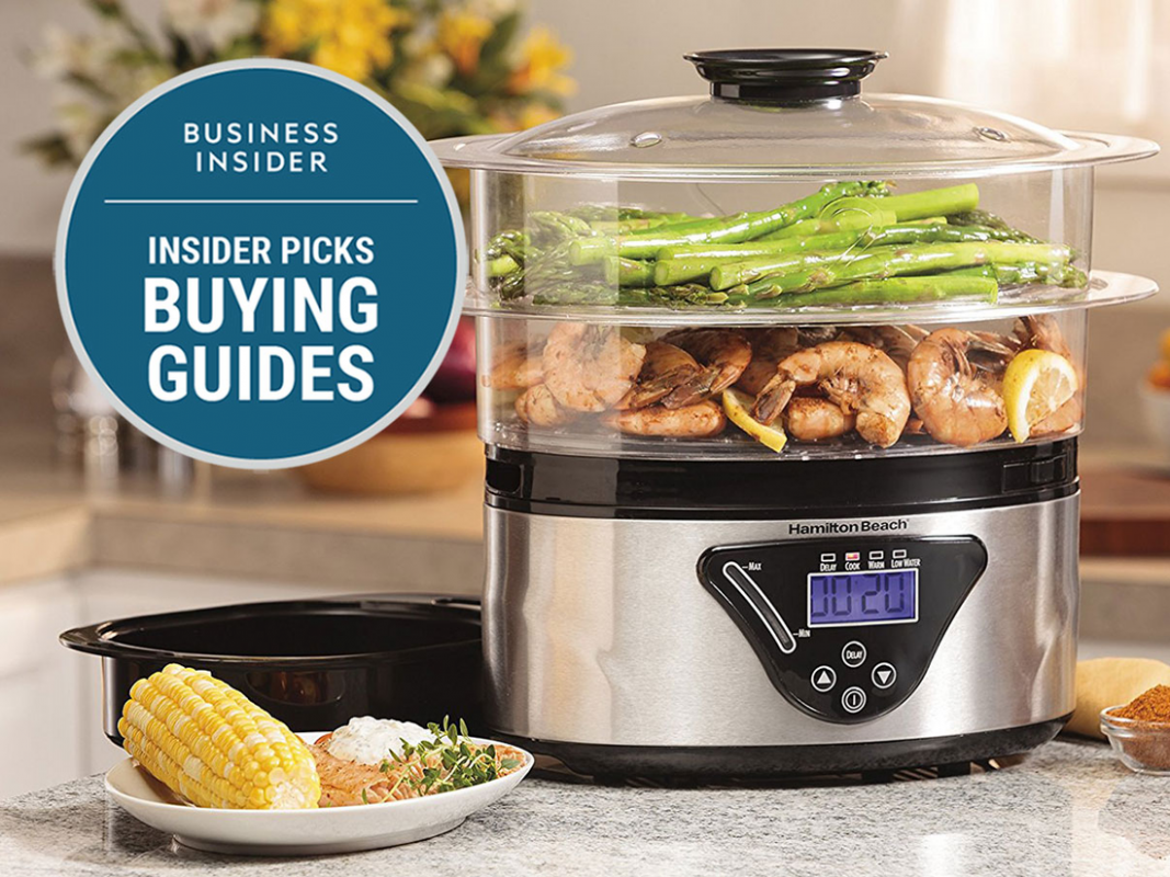 The best food steamer you can buy - Business Insider - Food Recipes Using Steamer