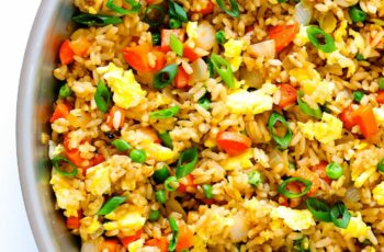 The BEST Fried Rice! | Gimme Some Oven